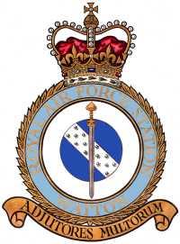 RAF Watton Crest