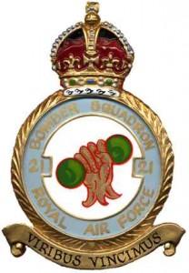 21 Squadron Crest