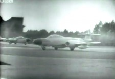 BBC TV Film: Television Goes Flying – 1955 video from the BBC at RAF Watton
