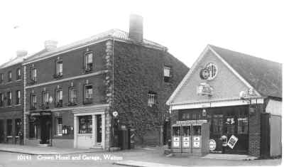 Watton 1937 – The Begining