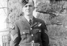 Flight Sergeant Douglas James Kirkland, Observer, 21 Squadron, RNZAF