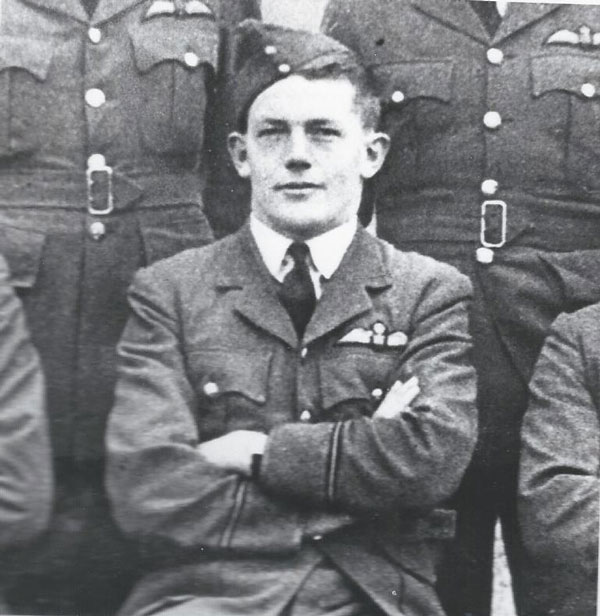 Wing Commander Peter.F. Webster DSO DFC & Bar 21 Squadron