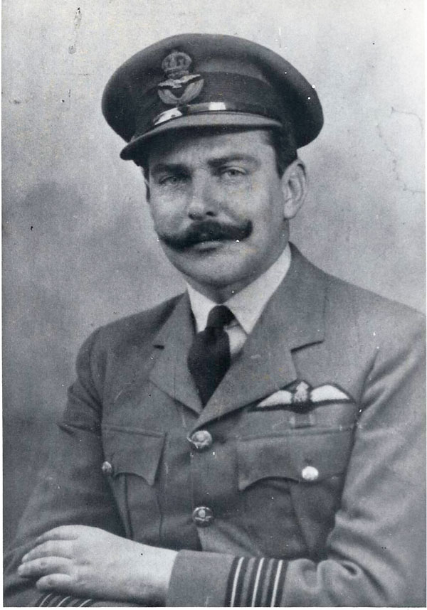 Wing Commander John Owen Cecil Kercher DSO
