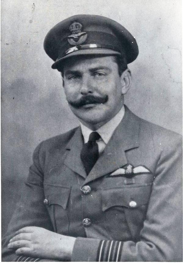 Wing Commander John Owen Cecil Kercher DSO