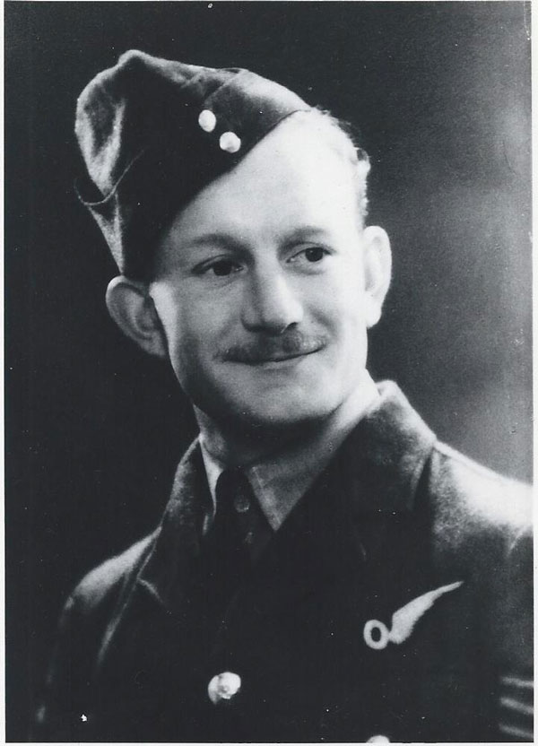 Flt Sgt David W. Wyatt – Observer In Graham-Hogg Crew, lost on 18th July 1941