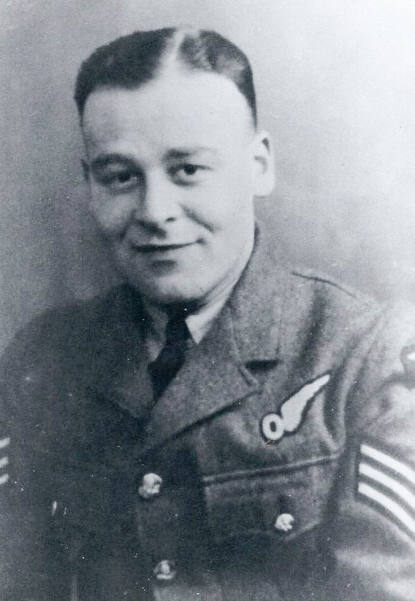 Sgt George A. Dvorjetz – Observer In Wing Commander Partridge's crew, lost on Rotterdam Raid 16th July 1941