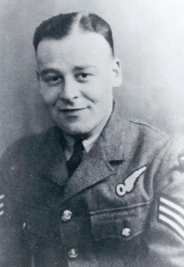 Sgt George .A. Dvorjetz