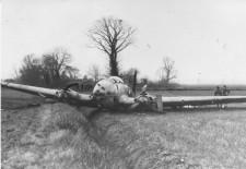 Heinkel HE111 at Ovington