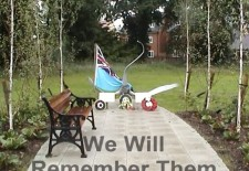 Video: The Rededication of the Memorials in 2008