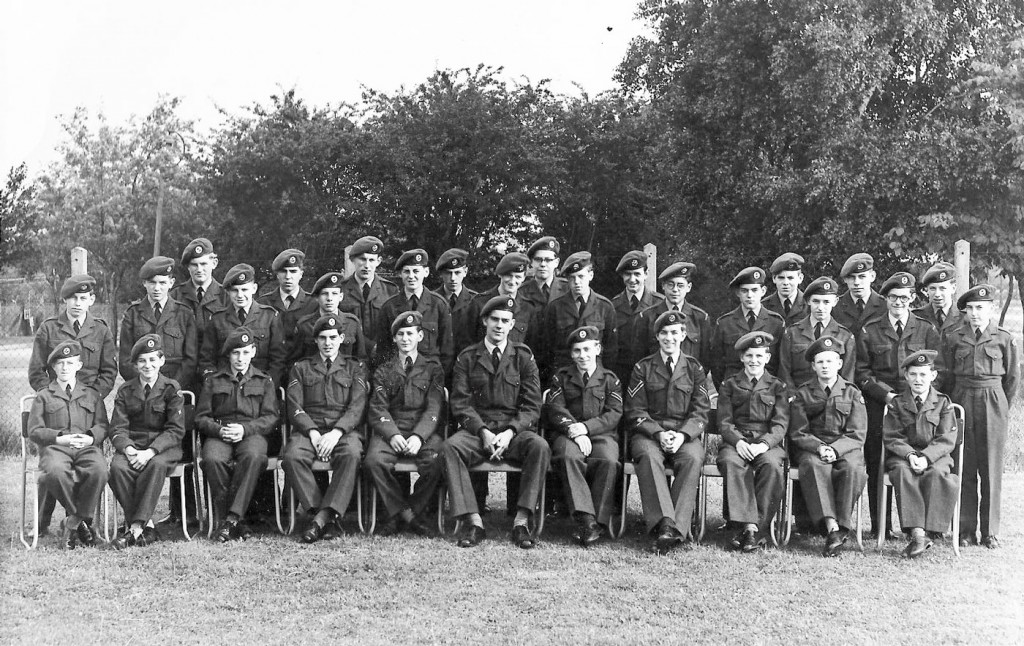 2235 (Deal) Squadron ATC and Alan Bond at RAF Watton 1960's