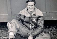 Ray Dorman from Weymouth, Massachusetts. 1945